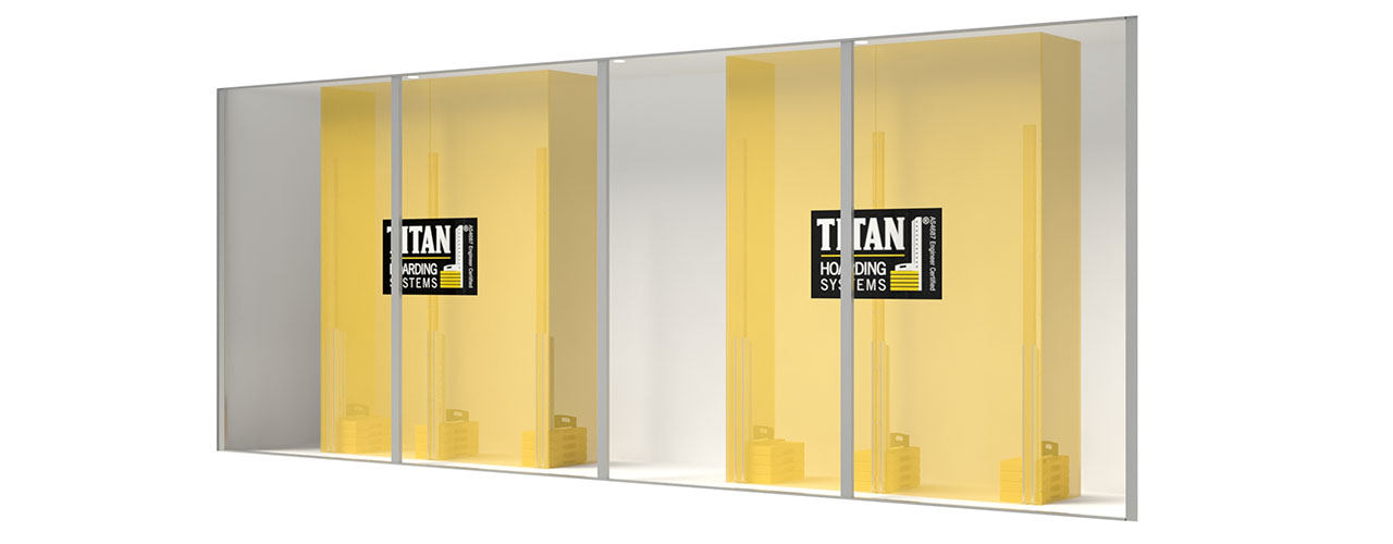 Display wall - Hoardings WA