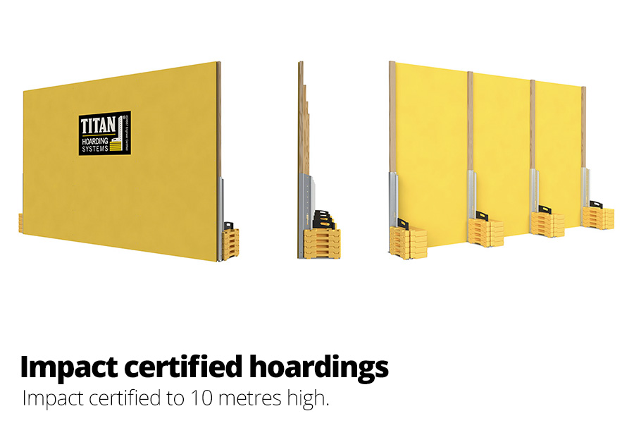 Impact Certified Hoardings